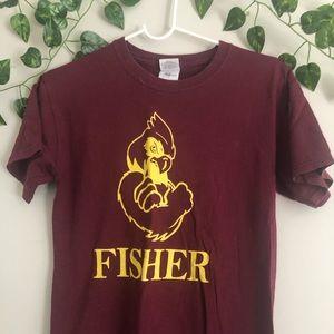 Saint John Fischer College T shirt